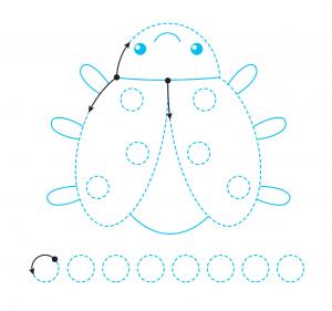 activités graphiques graphisme enfant